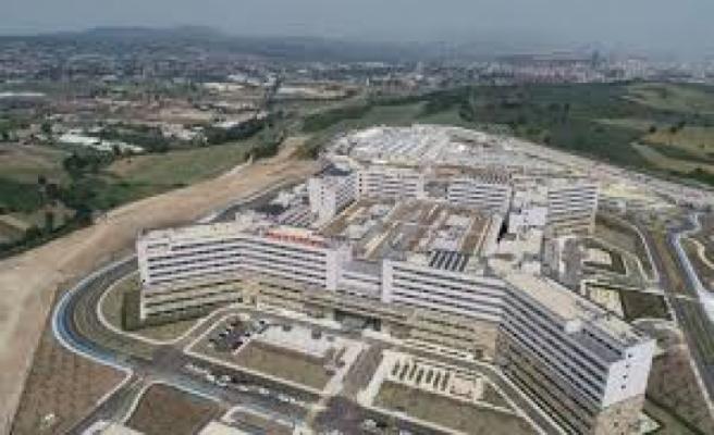 Bursa Şehir Hastanesi acil servisine 2 ayda 40 bin başvuru
