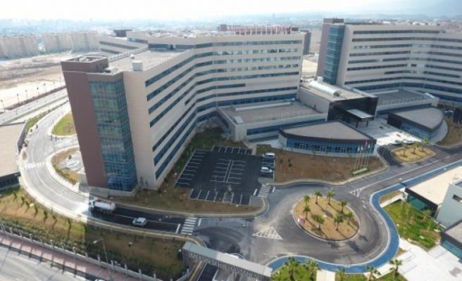 Şehir Hastanesi Etrafında Eczane Yok !
