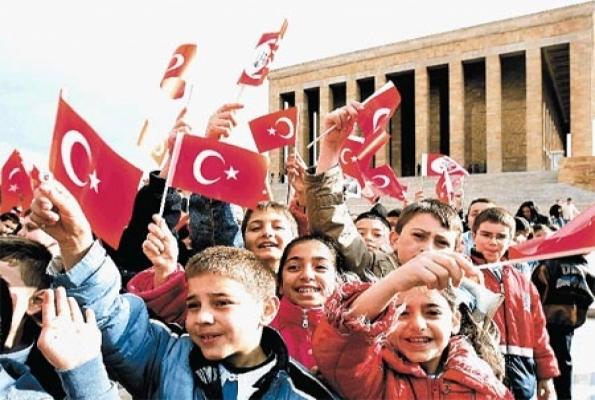 Türk çocukları öncelikle doktor, öğretmen ve veteriner olmak istiyor