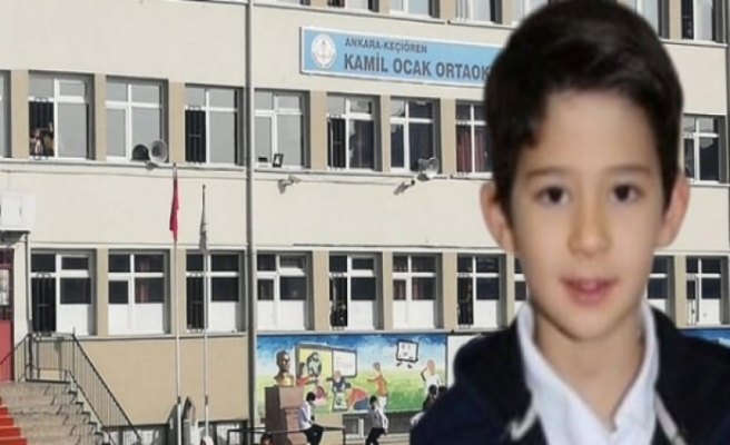 7 yaşındaki öğrenciyi şırıngalı çikolata mı öldürdü?