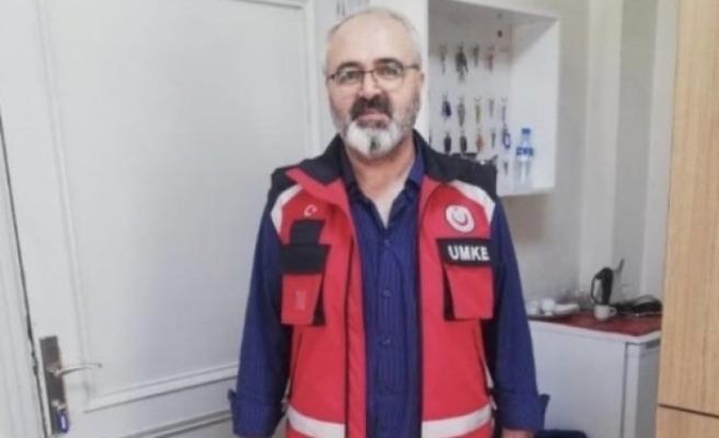 Azez Hastanesinde Görev Yapan Sağlık Memuru Vefat Etti