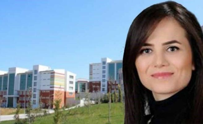 Sağlık Hizmetleri Meslek Yüksekokulu öğretim görevlisi İntihar Etti