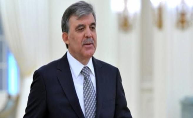 Abdullah Gül, uzun süre sonra ilk defa röportaj verdi