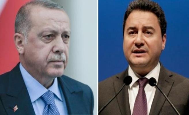 Babacan'dan Erdoğan'a yanıt geldi