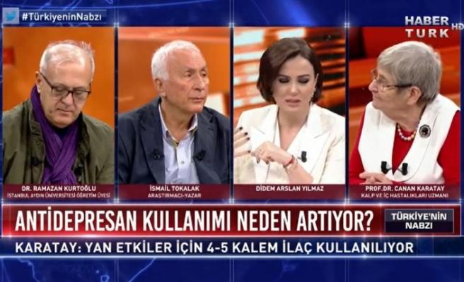 """Habertürk TV'ye tepki: """"Sağlık konusunda bilgi kirliliğine neden oluyor!"""