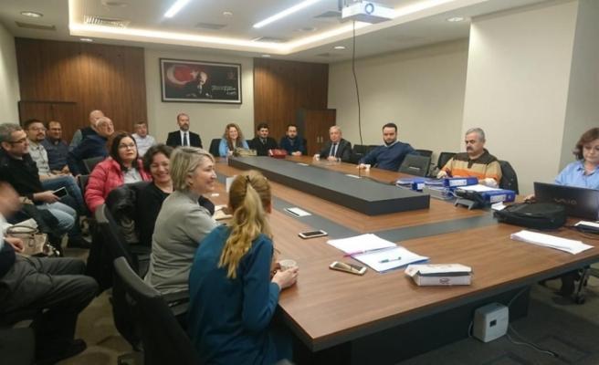 Nöbet Muafiyet Raporları Değerlendirme Komisyonu Toplantısı