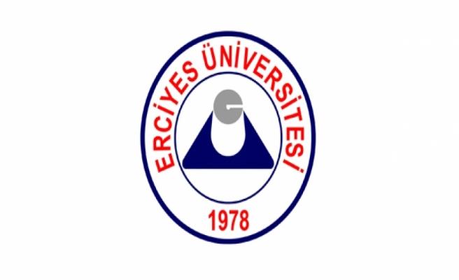 Erciyes Üniversitesi 4/B'li Sağlıkçı Alacak