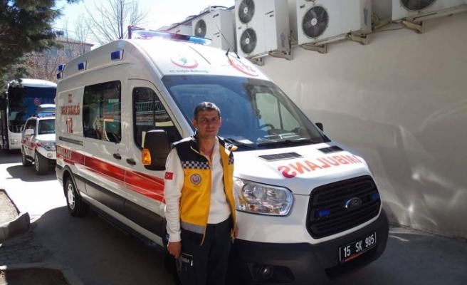 Türkiye'nin İlk Paramediklerinden Biri Hayatını Kaybetti