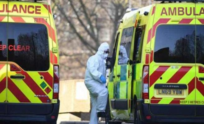 İngiltere'den sağlık çalışanlarının ailelerine 60 bin sterlin tazminat