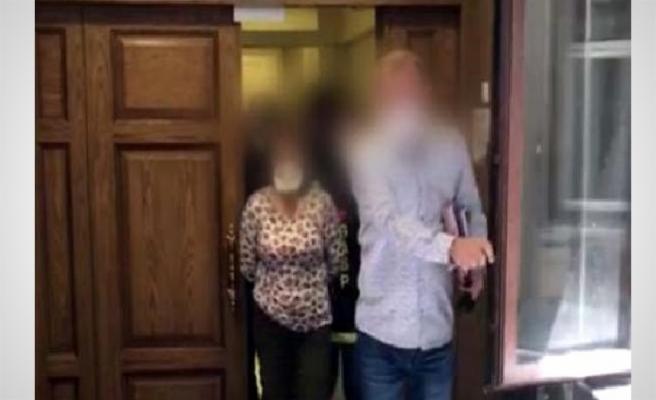 5 günlük bebeği hastaneden kaçıran kişi tutuklandı