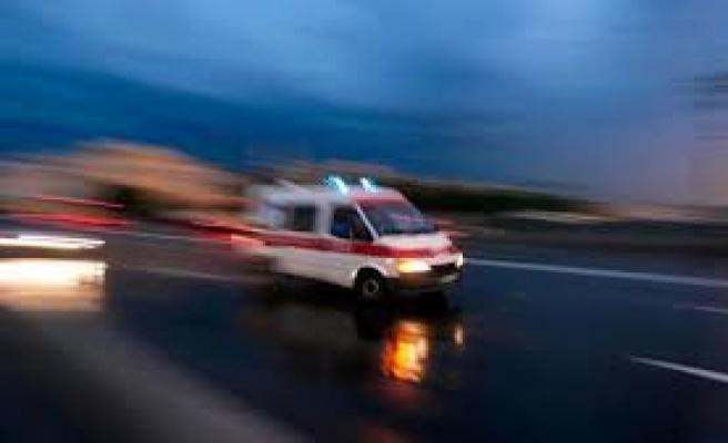 Ambulans aracında 112 kilogram esrar ele geçirildi