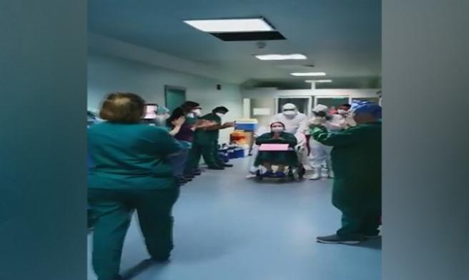 Aytaç Yalman'ın enfekte olan doktorları yoğun bakımdan çıktı