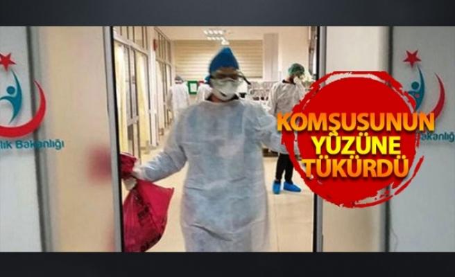 """İl Sağlık Müdürlüğünden """"tükürük"""" soruşturması"""