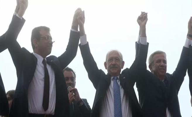 Kılıçdaroğlu anketlerde Yavaş ve İmamoğlu'nun gerisinde