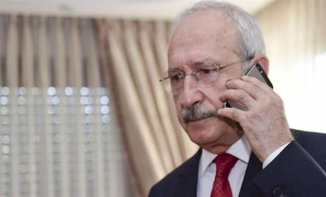 Kılıçdaroğlun'dan saldırıya uğrayan doktora telefon