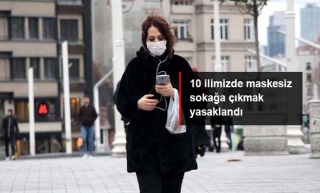 Maske takma zorunluluğu ülke genelinde yaygınlaşıyor!