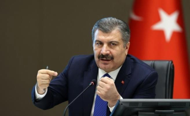 Sağlık Bakanı Fahrettin Koca'dan 3 iyi haber!