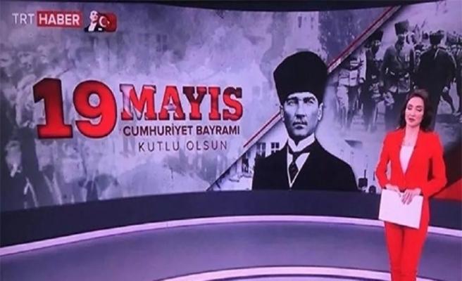 TRT, hatalı ifade için, personele soruşturma açtı