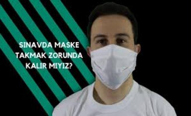 YKS ve LGS maske ile mi yapılacak?