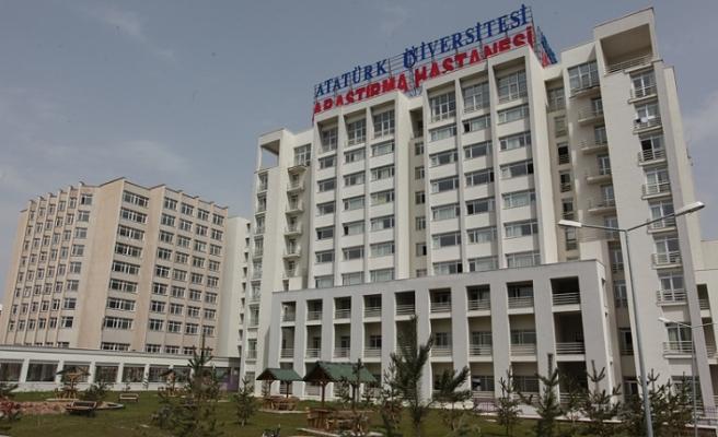 Atatürk Üniversitesi Sağlık Personeli Alım İlanı (466 kişi)