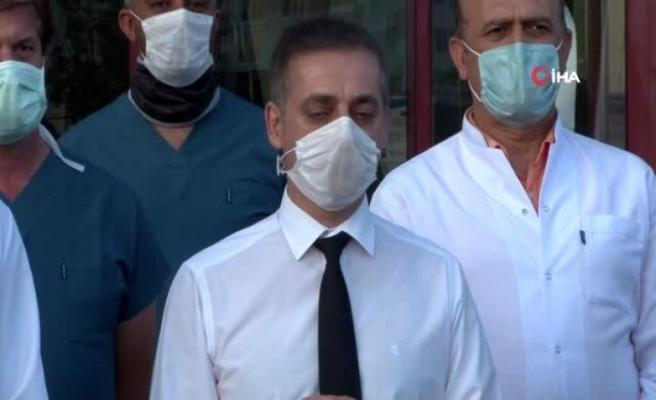 Diyarbakır'da koronavirüse ışın tedavisi uygulandı