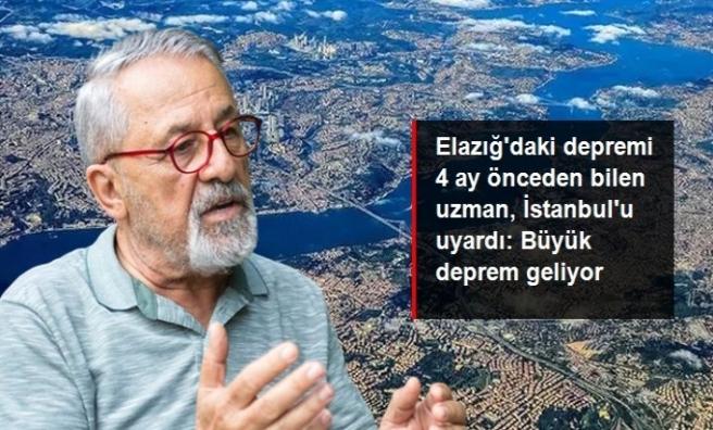 İstanbul için uyardı: Minimum 7,3'lük deprem geliyor, şakası yok