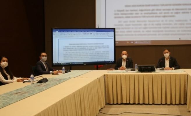 Sağlık Bakanlığı'nda 2020'nin İlk KİK Toplantısı Yapıldı