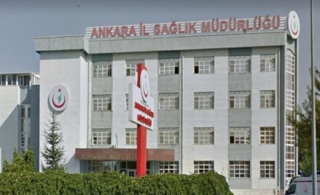 Ankara İl Sağlık Personel Başkanında Covid Çıktı