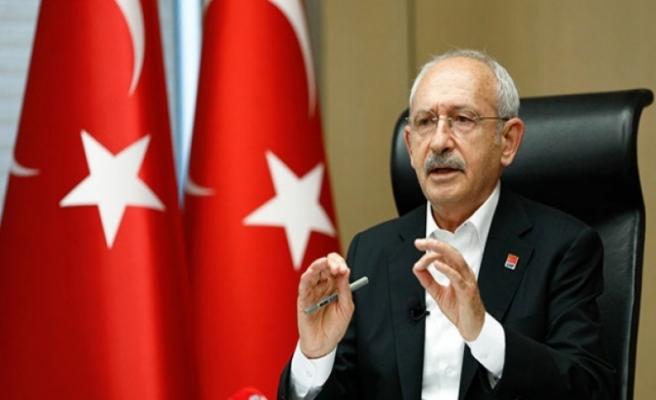 Kılıçdaroğlu'ndan TTB Başkanı'na telefon