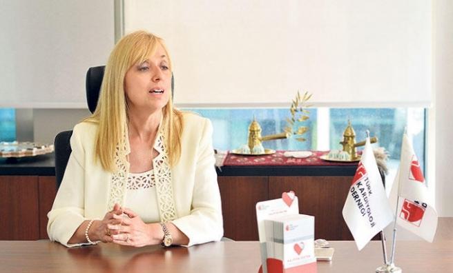 Türk doktora 'Fark yaratan lider' ödülü