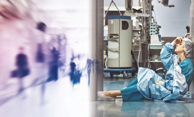 Bu Hastanemizde 120 Sağlık Çalışanımız Virüs Kaptı