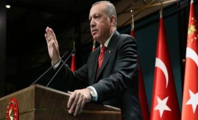 Cumhurbaşkanı Erdoğan: Veriyoruz, yine istiyorsunuz