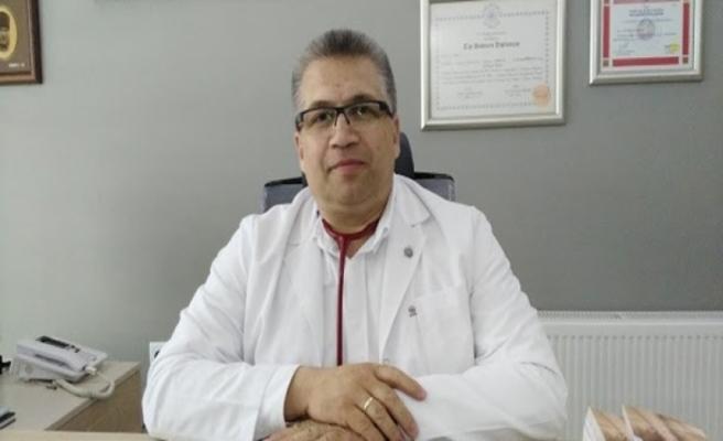 Dr. Ali Murat Dilek Covid-19'dan Vefat Etti