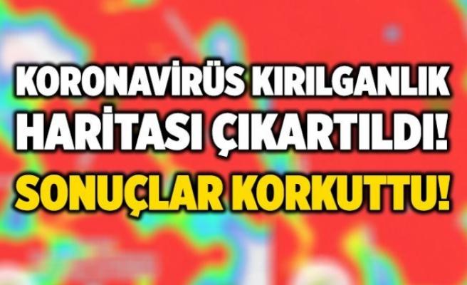 İBB, koronavirüsün yaygın olduğu 40 mahalleyi açıkladı!