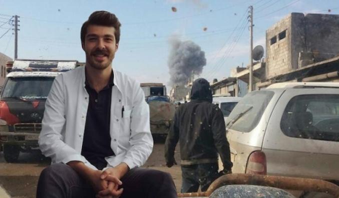 Yaralı Doktor Önce Askerler Dedi