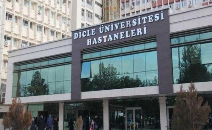 Dicle Üniversitesi Hastanesi bekleme salonunu kiraya verdi