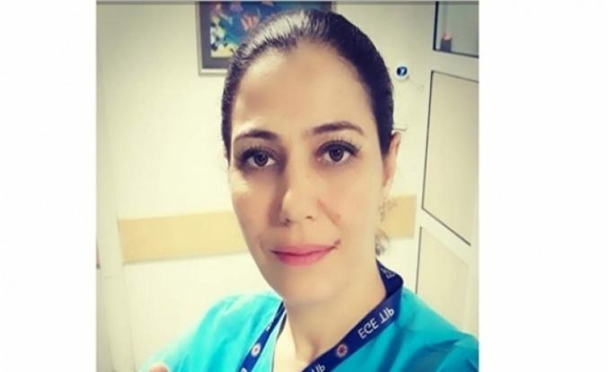 Çalıştığı hastanede yaşam mücadelesi veriyor