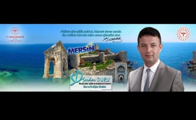 Mersin Şehir Hastanesi İdari ve Mali Hizmetler Müdürü Değişti