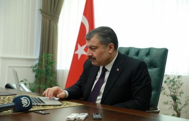 """Sağlık Bakanı  """"Yılın Fotoğrafları"""" Yarışmasına Katıldı"""