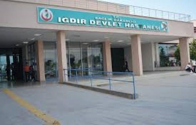 Iğdır Devlet Hastanesi ile İlgili Basın Açıklaması