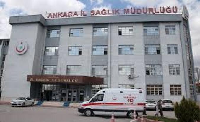 Ankara İl Sağlık Müdürlüğünün Hamiler ile ilgili görüş yazısı,