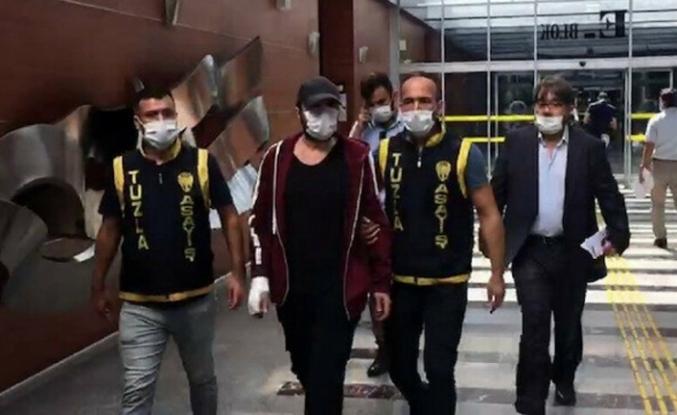 Halil Sezai, tutuklama talebiyle mahkemeye sevk edildi