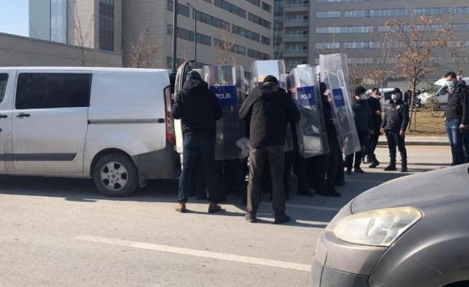 Ankara Tabip Odası Başkanı ve Bazı Sağlıkçılar Gözaltına Alındı