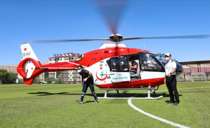 Deniz ve hava ambulansları için ATT ve Paramedik istihdam edilecek