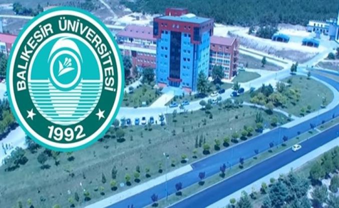 Balıkesir Üniversitesi Sağlık Personeli Alım İlanı