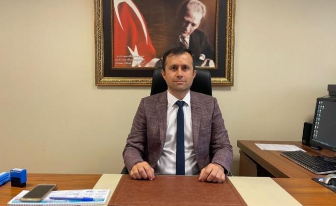 Bucak Devlet Hastanesi'nde Yeni Müdür Göreve Başladı
