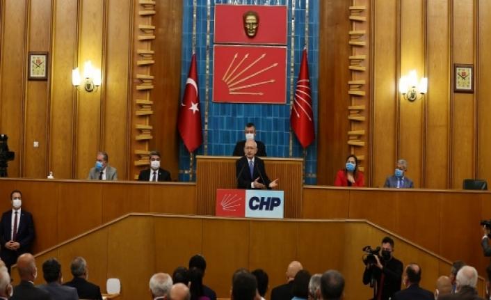Kılıçdaroğlu; Sağlık çalışanlarımız  uyumadan mücadele ettiler