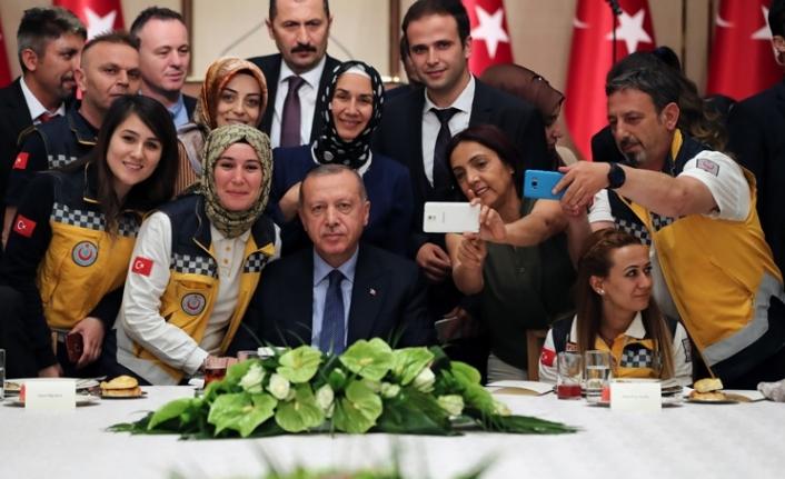 Erdoğan'ın Sağlıkçılarla İftarının Tam Metni