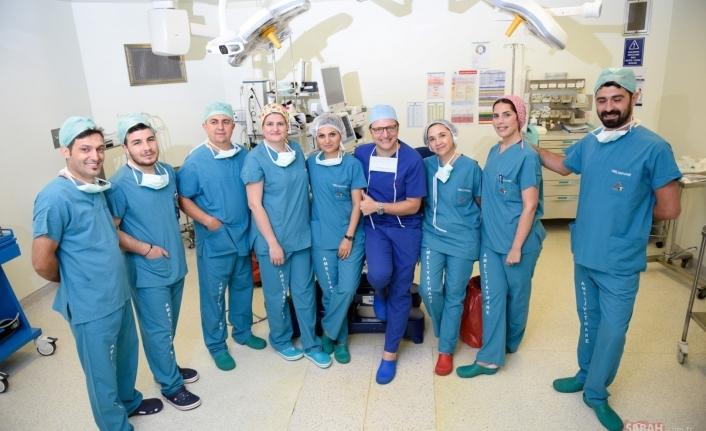 Bu Hastanede ayda 16 bin ameliyat yapılıyor
