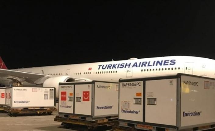 Yeni Sinovac Aşıları Türkiye'ye Geldi